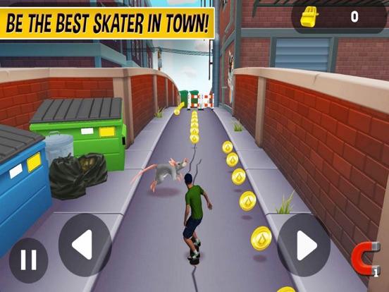 Skating City: Funny Skateboard screenshot 5