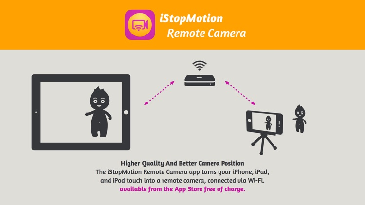 iStopMotion Remote Camera