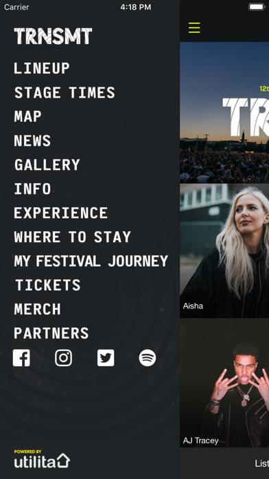TRNSMT Festival 2019 screenshot two