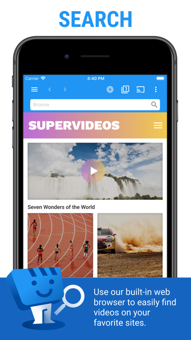 Top 10 Apps like Tubio - Cast Web Videos to TV in 2019 for