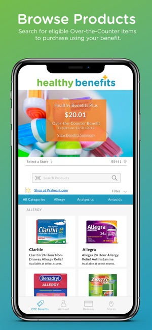 Healthy Benefits Plus on the App Store