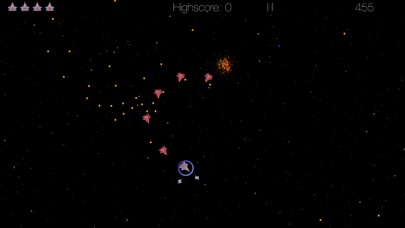 Screenshot for Just a small Spaceshooter in United States App Store