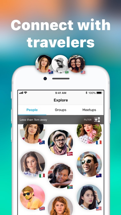 Travello Travel Social Network screenshot-3