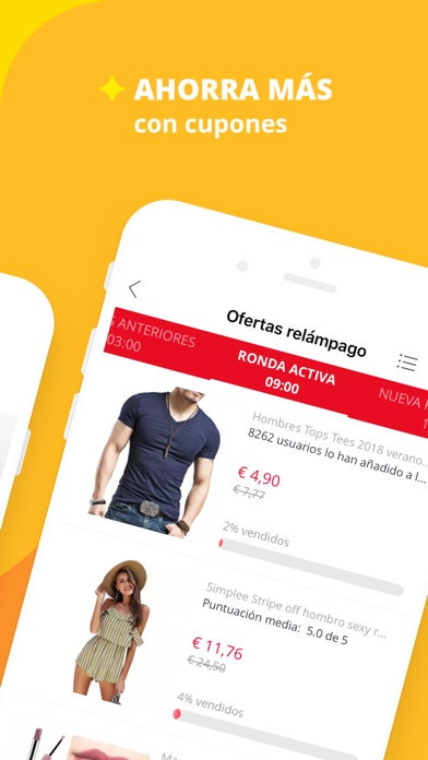 Screenshot for AliExpress Shopping App in Spain App Store