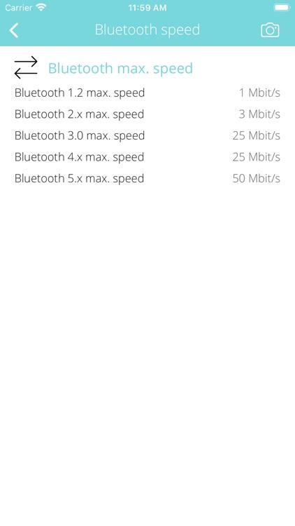 Bluetooth Info screenshot-4