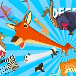 非常普通的鹿 鹿模拟器!