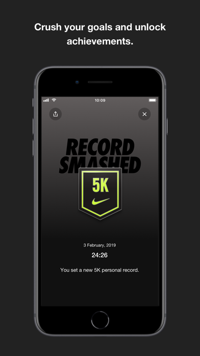 Nike Run Club screenshot four