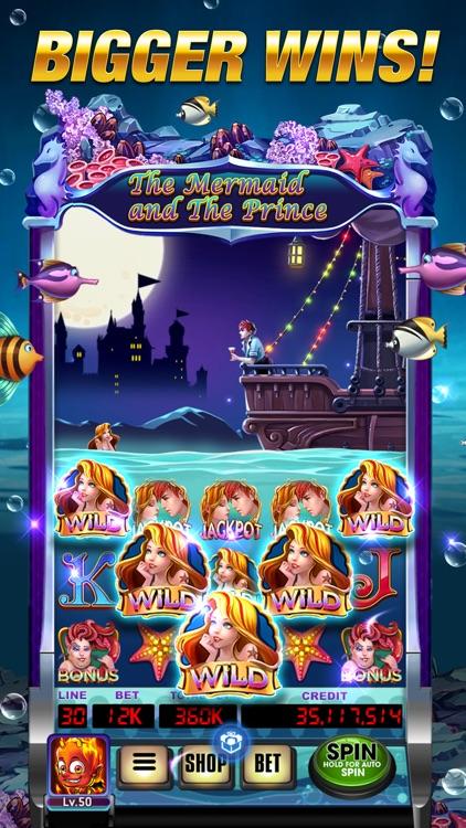 MilliBilli Slots - Video Poker screenshot-5