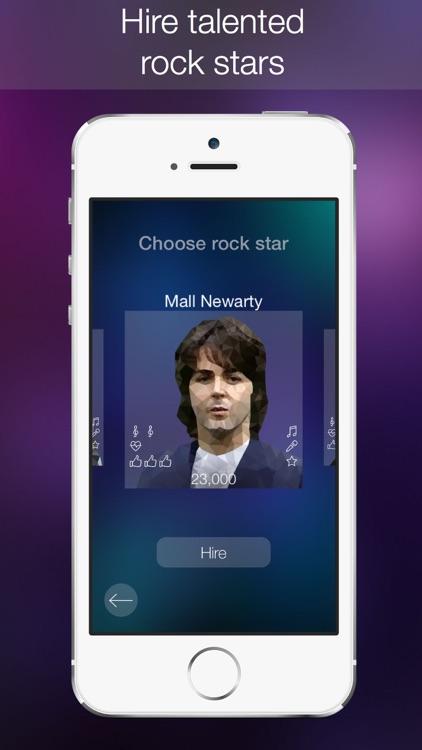 Rock Star Manager screenshot-0