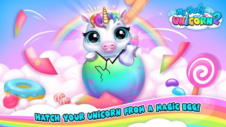 My Baby Unicorn 2 screenshot-4