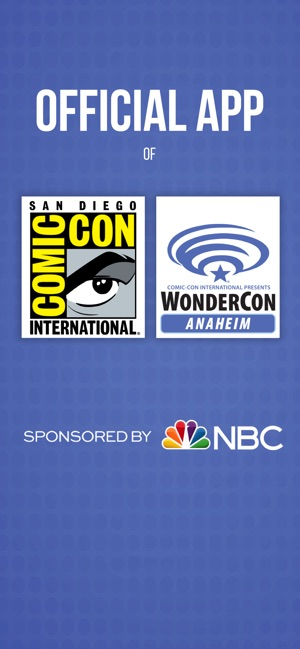 Official Comic-Con App on the App Store