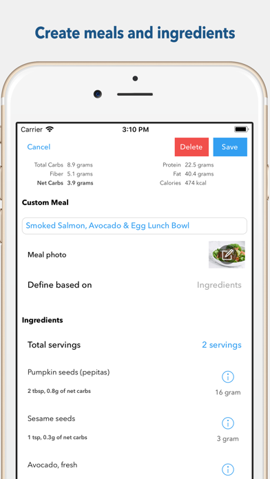 KetoDiet: The #1 Keto Diet App