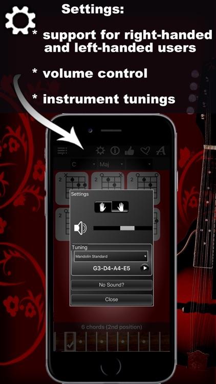 Mandolin Chords Compass screenshot-4
