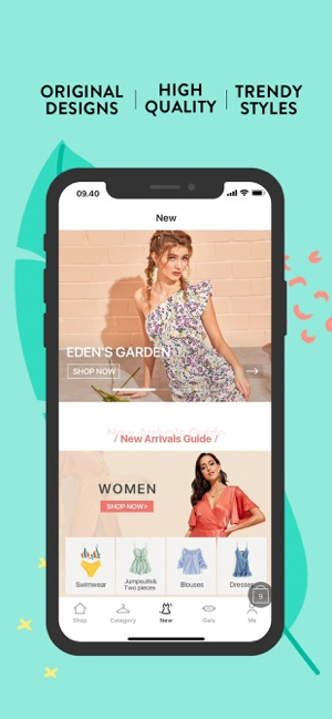 8af4f3fff9 SHEIN-Fashion Shopping Online on the App Store