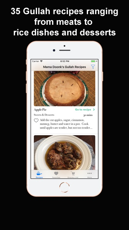 Gullah Recipes screenshot-0