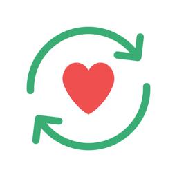 Ícone do app Health Data Importer