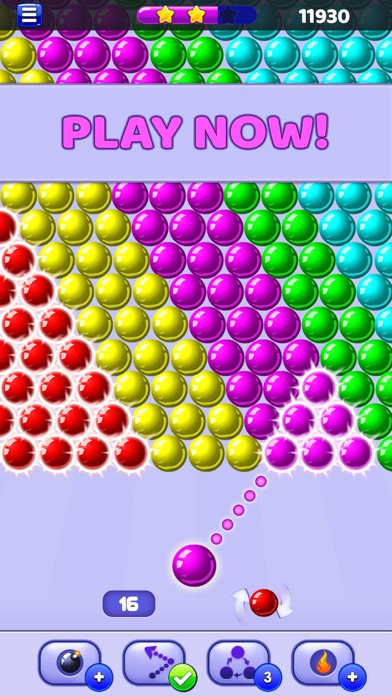 バブルシューター ― ポップバブルのおすすめ画像5