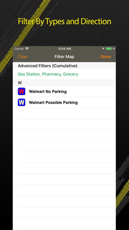 Walmart Overnight Parking screenshot-3