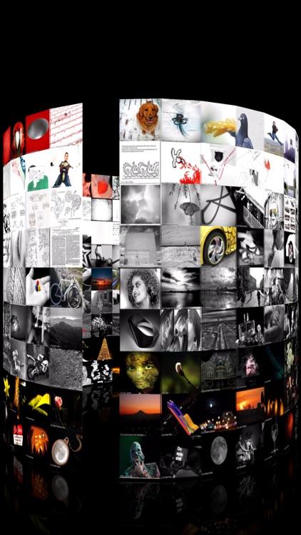 3D Photo Ring - Album Browser screenshot-0