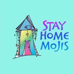 Stay Home Mojis
