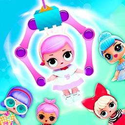 LoL Dolls Toy Claw Machine
