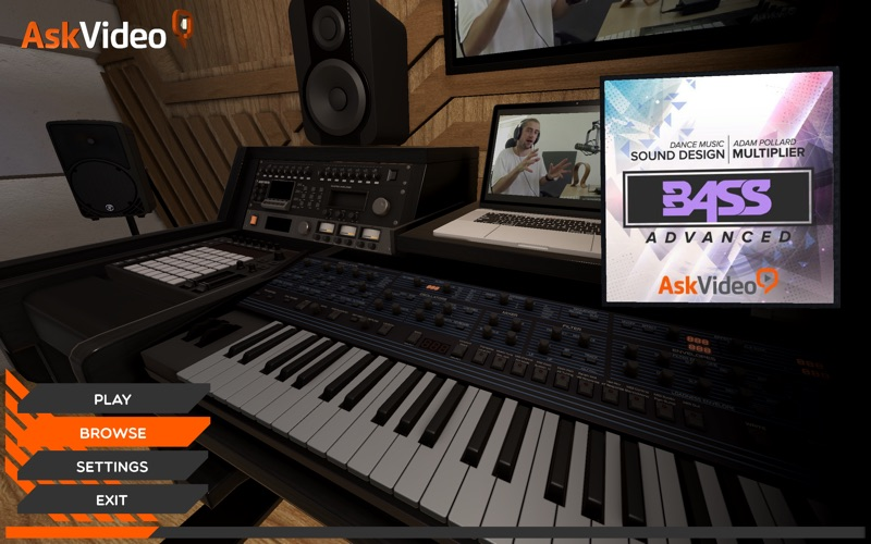Adv. Bass Dance Sound Design 1