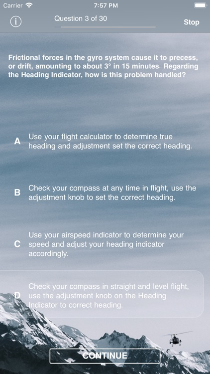 CPHEL Helicopter Exam App screenshot-5