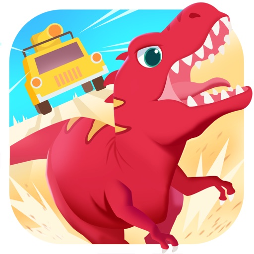 Dinosaur Guard: Games for kids