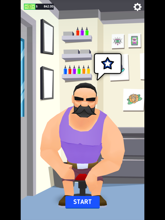 Ink Inc. - Tattoo Tycoon screenshot 4