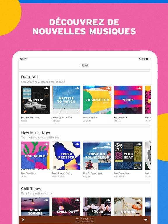 Screenshot #4 pour SoundCloud - Musique & Audio