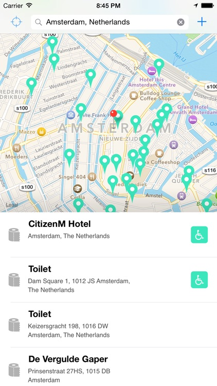 Flush - Toilet Finder & Map screenshot-3