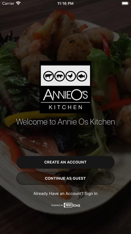 Annie Os Kitchen