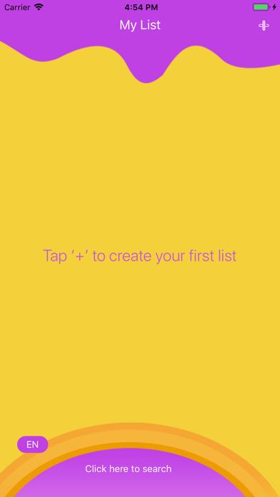 my little-list screenshot #1