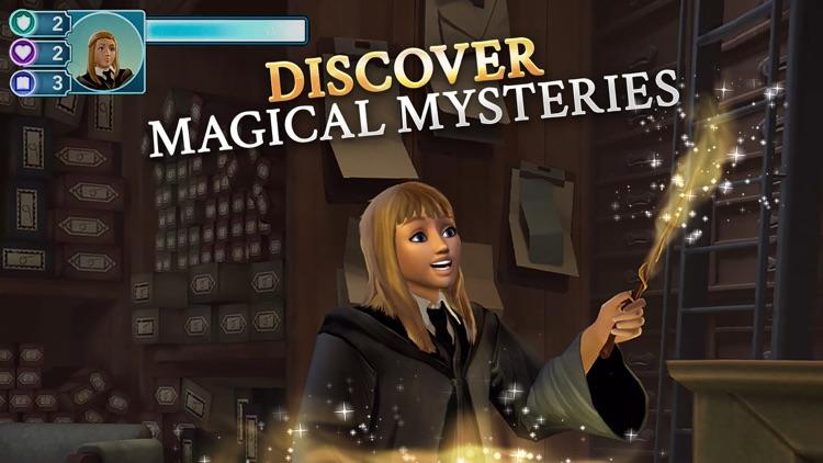 Harry Potter: Hogwarts Mystery screenshot-4