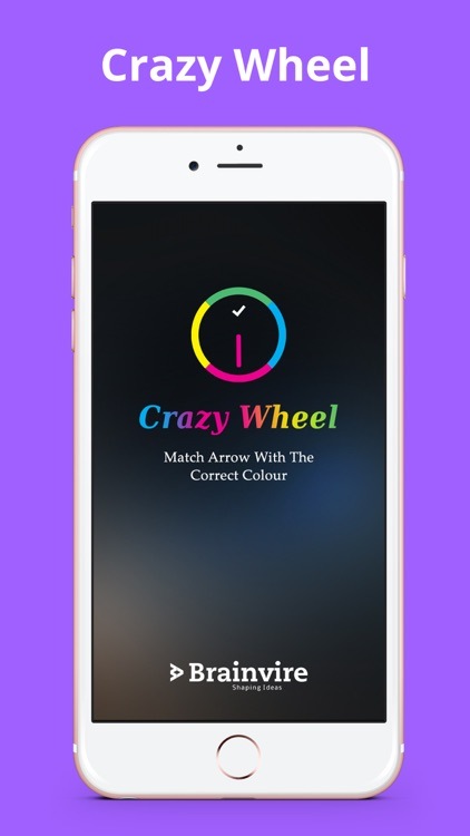 Crazy Wheel : switch color job screenshot-4
