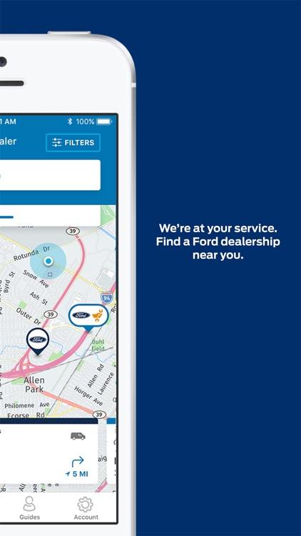 FordPass - Fuel, Park, Dealers screenshot-3