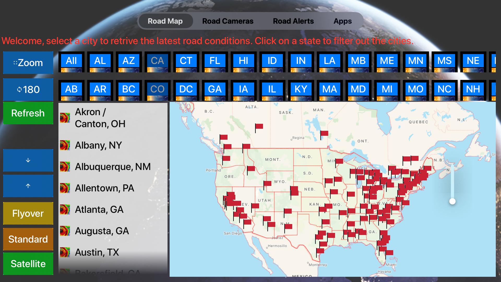 Road Conditions Elite screenshot 21