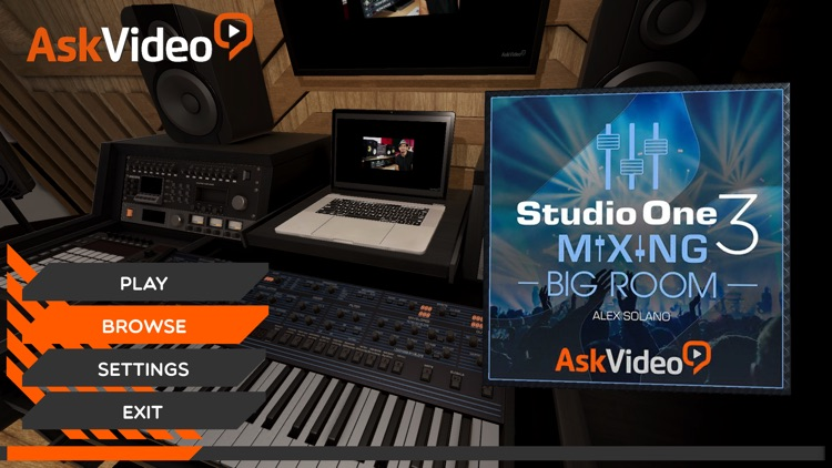 Mixing Big Room Course By AV screenshot-0