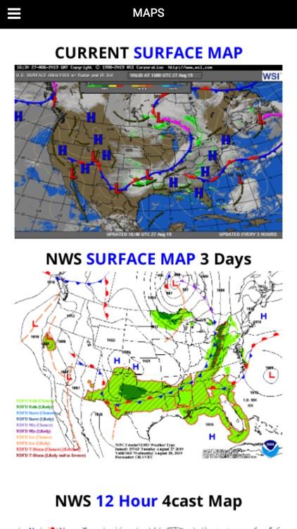 DC MD VA Weather screenshot-4