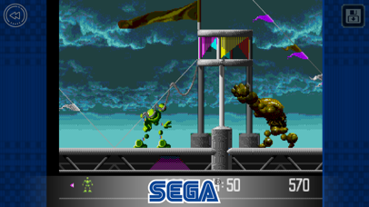 VectorMan Classic screenshot 3