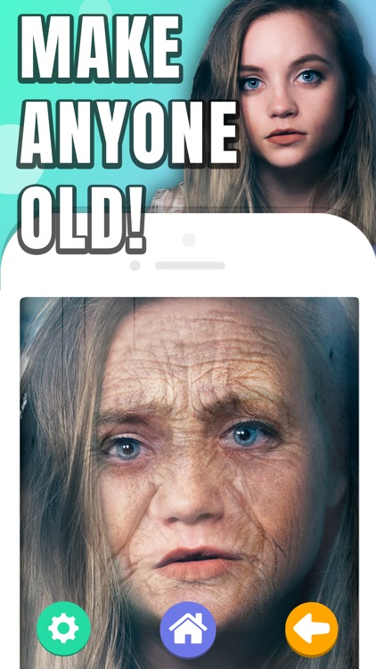 What Will I Look Like Old Face screenshot-0