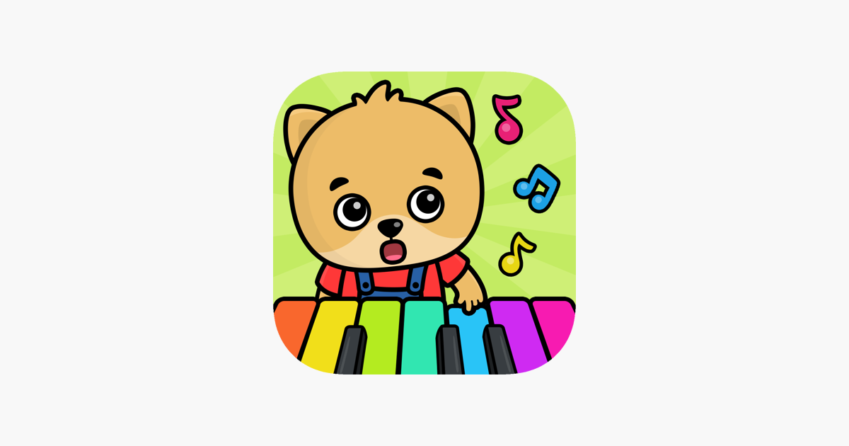 Cocuklar Icin Piyano Oyunlari App Store Da