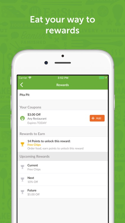 EatStreet Food Delivery App screenshot-5
