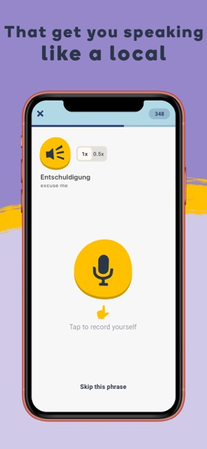 Learn Languages with Memrise on the App Store