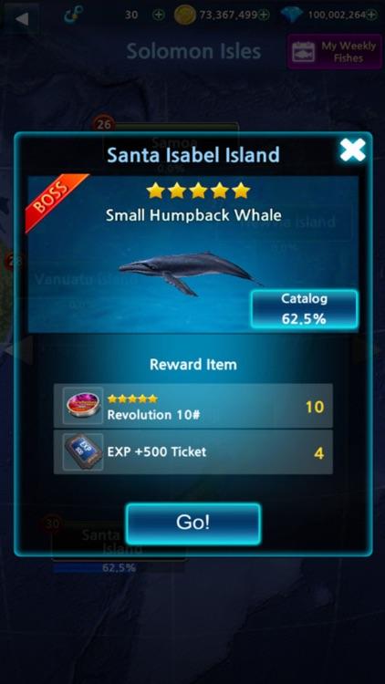 Monster Fishing 2021 screenshot-3