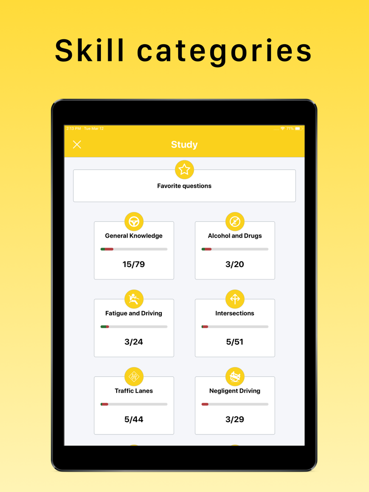 Driver Knowledge Test NSW 2019 App for iPhone - Free