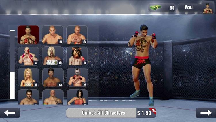 Combat Fighting: fight games screenshot-3