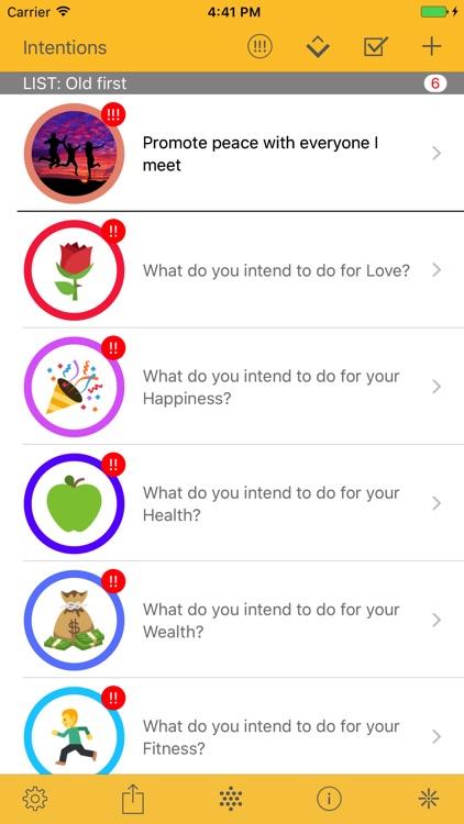 Miwaresoft Intentions 2 screenshot-0