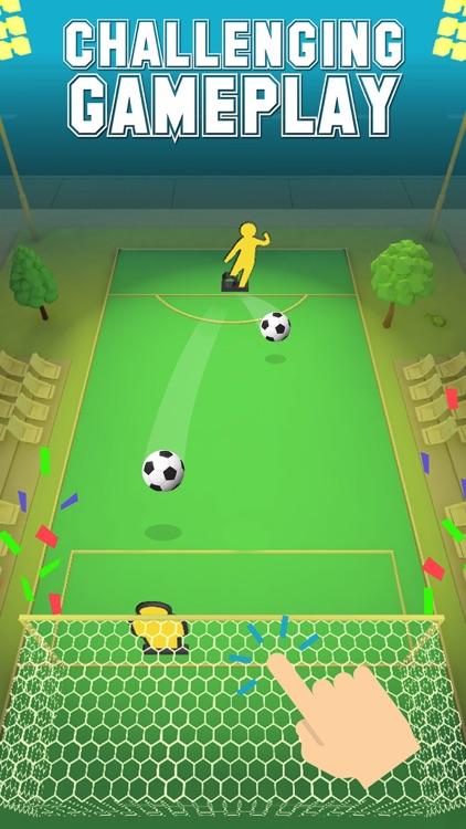 Penalty Shootout VS Goalkeeper