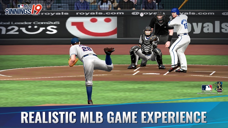 MLB 9 Innings 19 screenshot-2